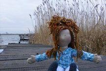 Waldorf Dolls, Lalki waldorfskie / My handmade dolls. Moje lalki.