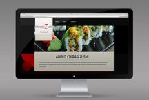 Chirashi Zushi Project / Website and design project