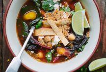 A Big Pot of Soup