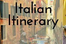 Italy Planning