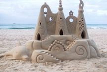 Photography Sandcastles