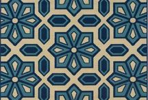 Cuckoo 4 Indoor/Outdoor Rugs / Outdoor rugs are a great solution for the busy family household.