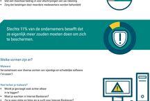 Infographics / Alle infographics van ABN AMRO op één board verzameld.