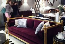 Best European Furniture Fairs / Here I will share with you the best furniture fair in Europe and the best exhibitors there!