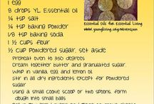 young living oils cookie recipes