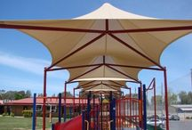 Fixed sheds and Structures in India / Manufacturer & Supplier of Tensile Structure !