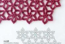 Crochet formas