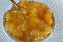 Peaches / Vegan and gluten-free peach recipes