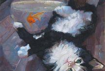 Lisa Keene paintings