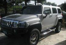 HUMMER H3 Luxury 3.7 del 2008 - € 21.500 / Benzina -Climatizzatore - Cambio automatico- Chiusura centralizzata - 3700 cm3- Radio CD integrato - 5 porte- 42.000 - 6 airbag  Grigio- interni Pelle beige
