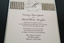 Invitations / Invitation Ideas for Weddings and Parties
