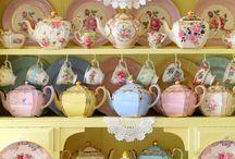 Gabinetes de porcelana