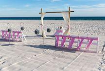 A Paradise Beach Wedding Package / Big Day Weddings, Beach Weddings, Paradise Beach Wedding Package, Wedding Packages, Alabama Beach Weddings, Gulf Coast Weddings, Orange Beach Alabama, Gulf Shores Alabama