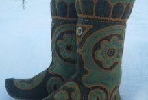 Tex + boots + socks