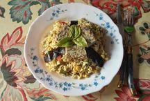 Cuisine végétalienne / vegan cooking / Photos de plats végétaliens que j'ai réalisé soit à partir de recettes trouvées sur Internet ou soit que j'ai inventé :) / Pictures of vegan meals I make either from recipes found on the internet, or weither I invented :)