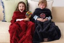The Nuddle® Blanket / Inspirations for a well loved cozy home