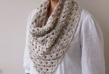 Crochet for women / scarves , bags,  clothing and hats