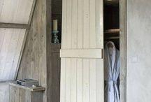 Barn Doors / Barn Doors