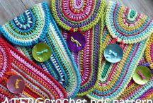 crochet phone cover cosy  sock