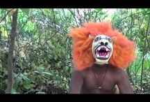 funny with Lion Man