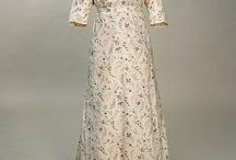 Платья ампир и романтизм -- Historical Regency empire and romantism gowns