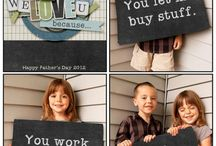 PHOTO - father's day ideas...