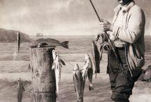 pesca vintage