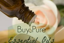 Essential Oils / by Rachel Allen