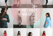 Maternity DIY / Some DIY ideas for maternity clothes from Enchanted Hill Photography