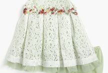 flowers girl gown
