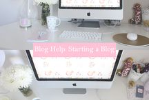 blog beginnings