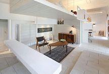 Loft & Tapanco / Tapanco / doble altura /  espacios abiertos