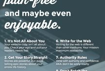 Copywriting / Tips and tricks