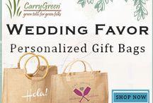 Wedding Gift Bags / Destination Wedding Guest Gift bags