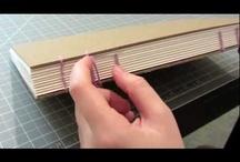 Book binding :: encuadernado