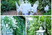 Ideas for My Cottage Gardens / by CATHERINE HICKS