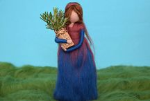 Mi muñeca waldorf