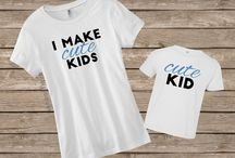 Funny Tshirts For Mother And Son