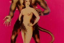 """N^T^§ /  Satanás (en griego antiguo: Σατανᾶς) o Satán (en hebreo: שָּׂטָן satan, """"adversario""""; en árabe: شيطان shaitan, """"mal camino"""", """"distante"""" o """"diablo"""") """"Es muy fácil ir por el mal camino"""" ."""