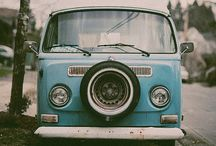 I LOVE THAT VOLKSWAGEN / Vintage vehicles, cars, campers I wish I owned. Although I'm very lucky to have a dad who owns a blue volkswagen camper!