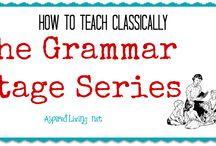 Aspired Living: Classical Grammar Memory