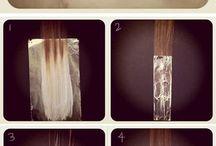 Hairstyles / Tipos de peinados