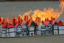Great Fire of London Crafts for Kids / Great Fire of London themed crafts for kids. Bring history to life by being creative! Fun activities for kids and adults alike!