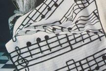 Frazada musicales