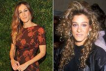 Celebrity '80s Hair
