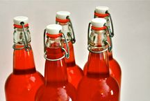Kombucha and other fermenting recipes / Kombucha and other non-alcoholic brewing ideas