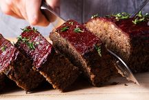 Meat Loaf or Vege Loaf