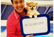 Bastidores da Record / Confira tudo o que rola aqui na emissora ;) / by Record TV