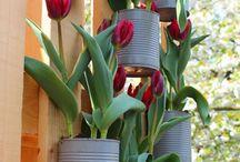 Κατασκευές για τον κήπο
