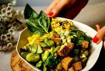 Blog vegan recipes / Super healthy sweet treat alternatives